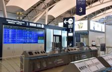 関空の総旅客数、9年ぶり前年割れ 79%減655万人、20年暦年