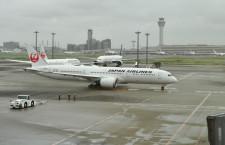 JAL、6月の国際線利用率27.7% 国内線41.6%