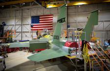 ボーイング、F-15EX初期生産8機を米空軍から受注 21年から納入