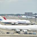 成田空港の国際線旅客数、過去最低 貨物便は2期連続で過去最高、21年上期