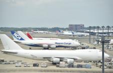 成田空港、7月総旅客93%減29万人 国際線9.8万人、貨物便は好調