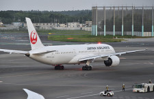 JAL、成田-ボストン3カ月半ぶり再開 週2往復