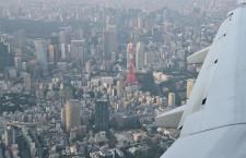 羽田新ルート、騒音9地点で上回る 部品落下ゼロ