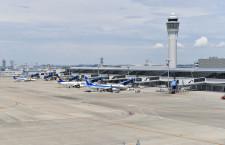 中部空港4-9月期、最終赤字94億円 開港以来最大、通期は202億円に
