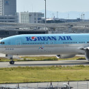 大韓航空、関空-ソウル追加運航 10月末まで週1往復