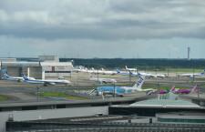 成田空港、貨物量が過去最高 旅客数75%減33万人、3月