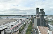 成田空港、10月総旅客90%減35万人 国際線11万人