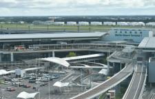 成田空港、国際旅客89%増18万人 五輪で大幅増、7月