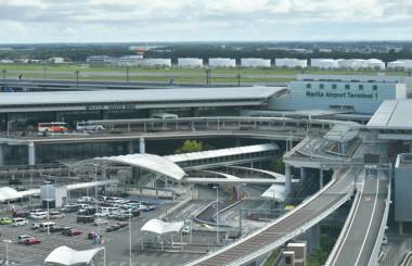成田空港、旅客2.1倍29万人 19年比92%減、6月