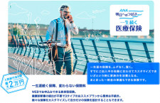 ANA、マイル会員向け終身型医療保険 朝日生命と協業