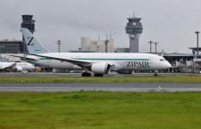 ZIPAIRのバンコク線、夏ダイヤも旅客便 1日1往復