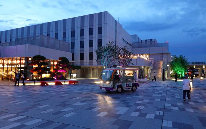 羽田イノベーションシティが本格稼働 半沢直樹「あなたからは腐った肉の匂いがする」ロケ地も