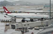 キャセイドラゴン航空、運航停止 グループ24%人員削減へ
