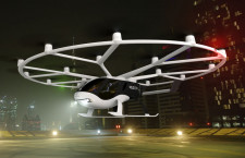 JALと独Volocopter、空飛ぶクルマで提携