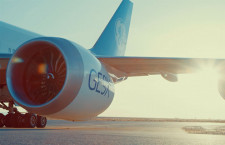 777X用GE9X、FAA認証取得 民間機用エンジンで世界最大