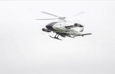 伊那市と川崎重工、無人VTOL機で山小屋の物資輸送検証 中央・南アルプスで
