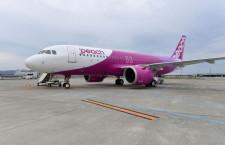 ピーチA320neoが2機新規登録、ANAは4機抹消 国交省の航空機登録21年1月分