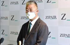 ZIPAIR、ホノルル就航「年内行ける」 バンコク旅客便は片道のみも