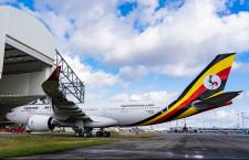 ウガンダ・エアラインズのA330-800、塗装終了しロールアウト 12月導入へ