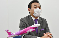 「成田国内線を羽田並みに」特集・森CEOが考えるピーチと新型コロナ(前編)