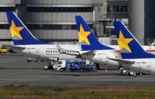スカイマーク、定時性2四半期ぶり首位 航空各社、改善続く 国交省20年7-9月期情報公開