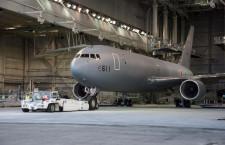 ボーイング、空自向けKC-46追加受注 3-4号機分