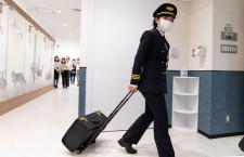 エア・ドゥ初の女性パイロット誕生 地元・北海道へ初フライト