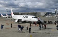 ジェイエア、伊丹で遊覧飛行付き空港体験ツアー 11月に周辺住民対象