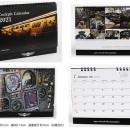 日本航空機操縦士協会、卓上カレンダー販売