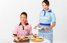 ANA、エコノミー機内食とラウンジカレー通販