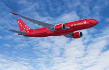 グリーンランド航空、A330neo発注 短胴型A330-800
