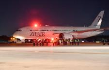 ZIPAIR、成田-ホノルル7月再開 プリクリアランスで自己隔離免除