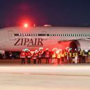 ZIPAIR、冬ダイヤはホノルル増便