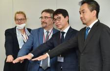 TANIDA、BJ用エンジン部品仏社から直接受注 経産省、中小企業の海外進出支援