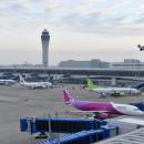 中部空港、旅客数77%減 国際線4000人、20年12月