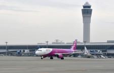 ピーチ、関空・中部・福岡でも無料払戻 緊急事態拡大で
