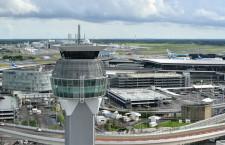 成田空港、国際旅客92%増21万人 オリパラで大幅増、8月