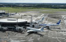 成田空港、1月の旅客数93%減27万人 国際線は13万人