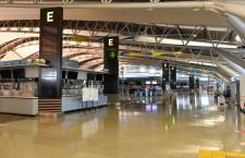 関空、旅客94%減 国内線83%減8.7万人、21年2月