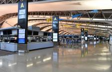 関空、旅客95%減 国内線79%減11万人、21年1月