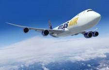 アトラスエアー、747-8F貨物機4機購入 最終生産分