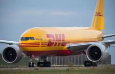 DHL、777F貨物機を8機追加発注 22機に