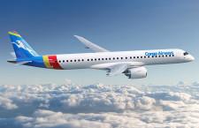 コンゴ・エアウェイズ、E195-E2も導入へ E2シリーズ4機に