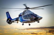エアバスヘリ、日本向けH160初号機の初飛行成功 ANHへ納入