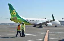 春秋航空日本、国内3路線1日1往復に 7月21日から