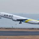エア・ドゥ、退役767初号機が米国へ 翼振り最後の羽田離陸