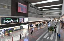 JAL、羽田北ウイング2月から再閉鎖 6割減便に