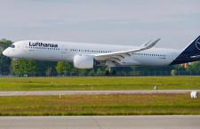ルフトハンザ、A350で15時間超飛行 同社最長、フォークランド諸島へ
