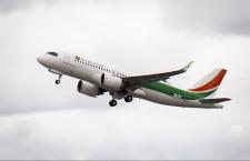 エール・コートジボワール、A320neo受領 西アフリカ初