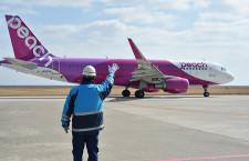 ピーチ、大分就航 成田から1日1往復、温泉など旅行需要狙う